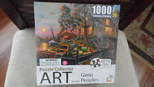 GENO PEOPLES  *  DUCK HAVEN  *     1000 PIECE JIGSAW PUZZLE  ( NEW  )