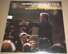 Karajan DVORAK Symphony No.8 - Angel SZ-37686 SEALED