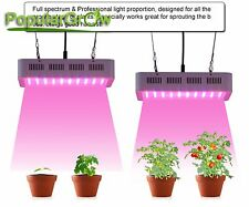 300W Led Grow Light Cultivo Plantas Interior para Hidroponia Plantas panel bloom