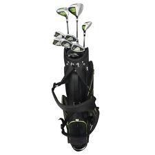 NEW Men's Tour X Rezults 12 Piece Complete Set Driver Irons FW Hybrid Bag Putter