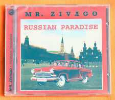 CD Mr. Zivago. Russian Paradise. ESonCD