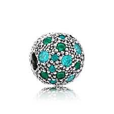 NEW! Authentic Pandora Green Cosmic Stars CZ Clip #791286MCZMX $70