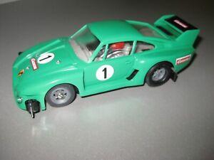 Carrera Servo 132 Porsche 935 Rennwagen