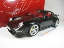 PORSCHE 911 TURBO S (993) 1/18 GT SPIRIT (BLACK)
