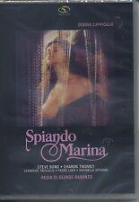 SPIANDO MARINA (DEBORA CAPRIOGLIO) - DVD NUOVO