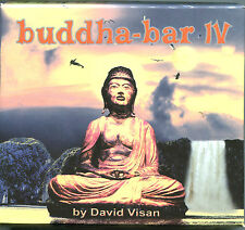 Buddha-Bar Vol.4- David Visan-2 CD Box set-2002- George V Records- 12464 Romania