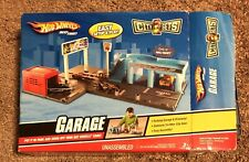 Mattel Hot Wheels Garage City Sets