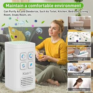 Air Purifier Deodorizer Negative Ion Equipped Outlet Ozone Generator Deodorant