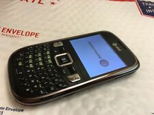 Nice Shape Unlocked ZTE Z431 AT&T Keyboard Camera World Messaging Phone