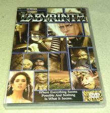 Labyrinth, DVD, David Bowie, Jennifer Connelly, Toby Froud