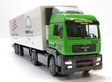 AWM 56538 MAN TG-A LX LKW Sattelzugmaschine Kühlkoffer Spedition Pöppel 1:87 OVP