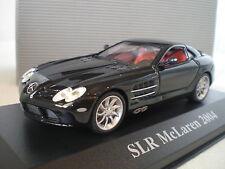 Mercedes Benz SLR McLaren Bj. 2004 -2009 schwarz innen rot IXO 1:43
