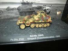 1:72 Sd.Kfz.250/9 Pz.Div. FHH Vimperk Czechoslovakia 1945 VP