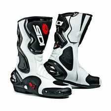 Perforated All Lorica Upper Motorcycle Boots