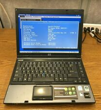 HP Compaq 6910p Laptop Core 2 Duo T770 @ 2.4GHz 1GB RAM NO HDD NO OS, TESTED, FS