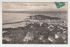 """[63733] 1912 POSTCARD """"NICE - Vue prise du Mont-Boron"""""""