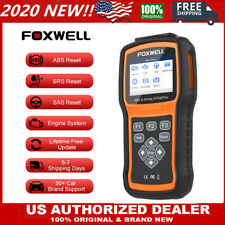 NT630 Plus OBD2 ABS Airbag SAS Automotive Scanner Code Reader Diagnostic Foxwell