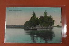 """AK von 1909 """" Gruss aus Rothenhusen / Lübeck """""""