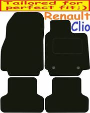Renault Clio Tailored car mats ** Deluxe Quality ** 2017 2016 2015 2014 2013