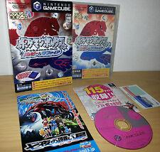 POKEMON BOX RUBY & SAPPHIRE USATO BUONO GAMECUBE EDIZIONE GIAPPONESE VBC 52801