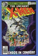 X-MEN #120 ~ 1st ALPHA FLIGHT cameo appearance 1979 John Byrne art ~ Nice VF
