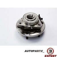 Front Wheel Bearing and Hub Assembly SP500705 fits 2012-14 Nissan Titan 4WD RWD