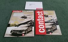 1996 VAUXHALL CONTACT VOLUME 2 ISSUE 5 OMEGA VECTRA BTCC CAR UK 32 page BROCHURE