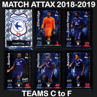 "Topps Match Attax 18//19 /""Everton FC/"" #127 Trading Card"