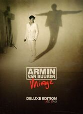 Armin van Buuren - Mirage-Deluxe Edition [New CD] Holland - Import