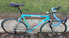 Racing Bicycle Aluminum Saccarelli Mavic Mektronic Electronic 9 S Road Bike