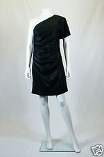 Catherine Malandrino One Shoulder Mini Dress