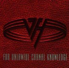 Van Halen - For Unlawful Carnal Knowledge NEW CD