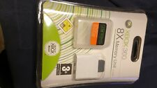 Official Microsoft Xbox 360 8X Memory Card Unit 512MB Brand New