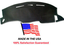1997-2001 Ford F-150 Black Carpet Dash Cover Mat Pad FO37-5 Made in the USA