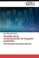 Gestión de la comunicación en la pyme española: Caso de la pyme exportadora sego