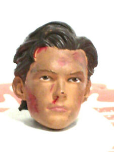 Marvel Legends Customizer Head Beat Up Tom Holland Spider-Man Head