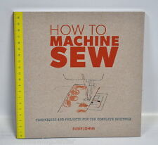 How to Machine Sew Book GM0205