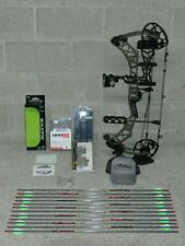 Loaded Right Handed Mathews VXR 28 Bow Package- Ambush Green- Many DL/DW Avail