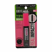 Maybelline Great Lash Mascara Real Impact! #251 VERY BLACK