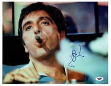 Al Pacino Signed Scarface Authentic Autographed 11x14 Photo (PSA/DNA) #D32043