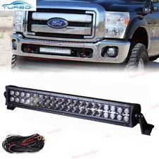 "20"" 120W Lower Bumper Grille LED Light Bar For Ford Raptor F150/F250/F350 22"""