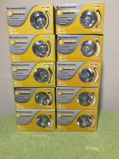 """LOT OF 5 Lights--Lithonia Lighting 3"""" Anodized Smooth Recessed Kit"""