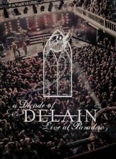 A Decade Of Delain-Live At Paradiso (2CD+BR+DVD) von Ruben Israel,Delain,Merel Bechthold,Otto Schimmelpennick van der Oije,Timo Somers (2017)