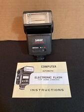 Sakar Auto 27B Computer Automatic Electronic Flash 35 mm cameras, instructions