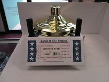 New Liberty Floor stand(flagpoles) 1 in. to 1-1/4 in.-8lbs sand-Original Box