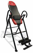 Body Vision It9550 Deluxe Inversion Table with Adjustable Head Pillow & Lumbar S