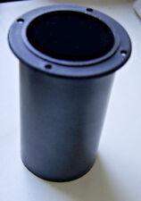 1x Bass Reflex Tube pipe 62mm diameter 125mm long + extended inner tube