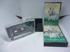 Vintage Music Cassette Music and Memories of the 30s and 40s Home music Tapes