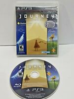 Journey Collector's Edition Complete Sony PlayStation 3 PS3, 2012 Tested
