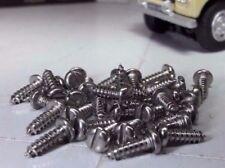 Land Rover Series 1 2 2a 3 Windscreen Fixing Drive Screws x40 Set 78126 AB604031